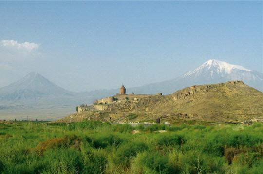 monastere de khor virap