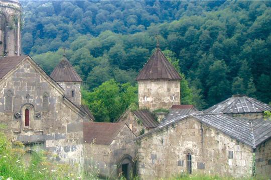 monastere de haghartsine