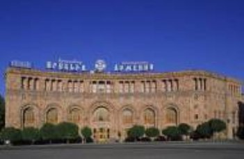 hotel à Armania à EREVAN capitale de l`Arménie